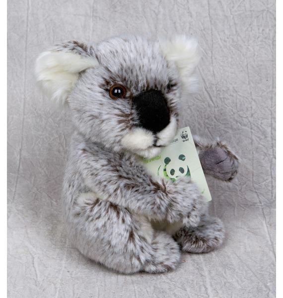 Мягкая игрушка Коала WWF (18см) мягкая игрушка спокойная коала с свет и звук эфф little tikes