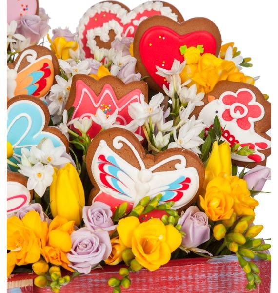 Подарочный набор Весна в душе – фото № 2