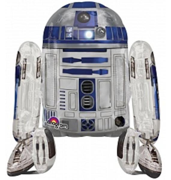 Ходячая Фигура Звездные войны R2D2 (112 см)