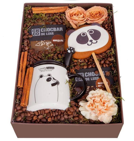 Подарочная коробка Любимая панда – фото № 4