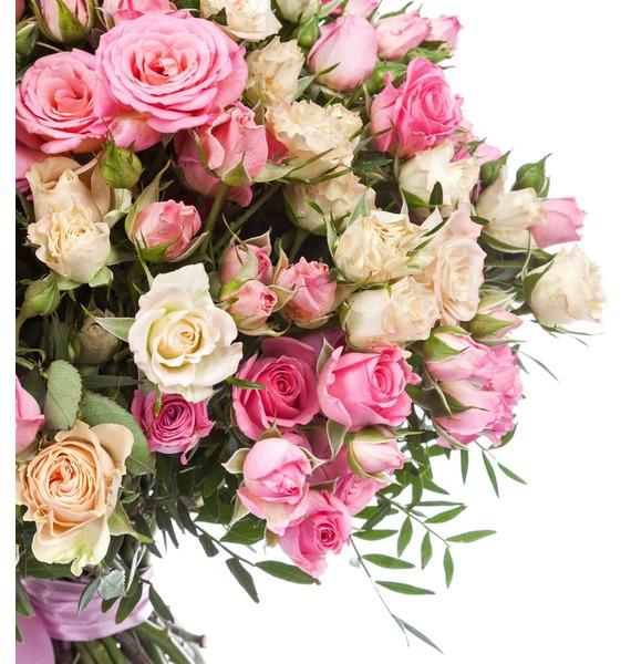Букет Тихая гавань (25, 35, 51 роза) – фото № 2