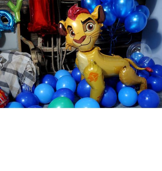 Оформление шарами Для принца! – фото № 5