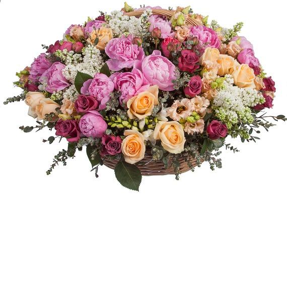 Композиция Бал цветов – фото № 1