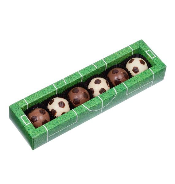Шоколадный набор Мячи шоколадный набор батерфляй