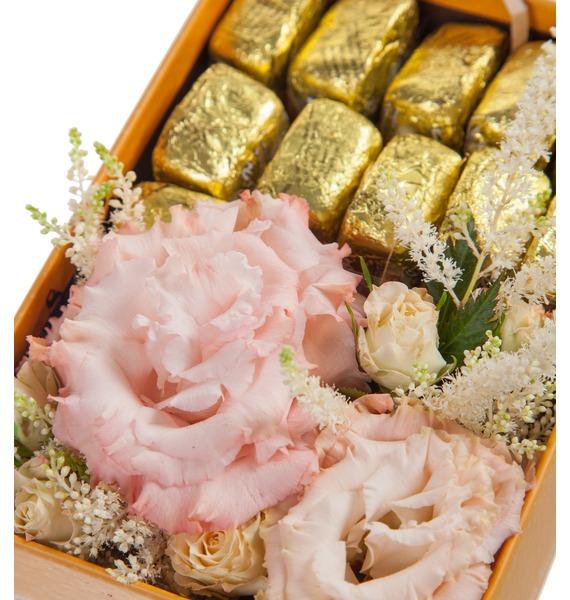 Composition Golden taste – photo #2
