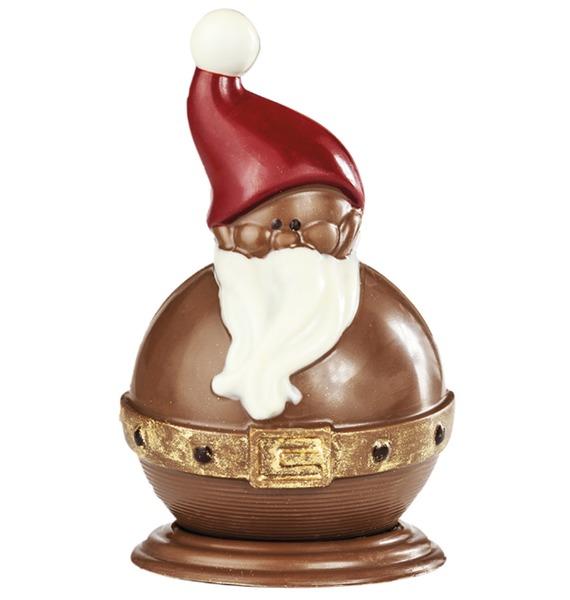 Шоколадная фигурка Снеговик – фото № 2