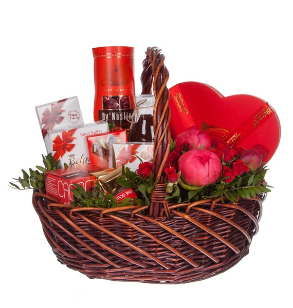 Gift basket Flash of feelings – preview #4