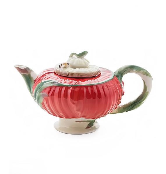 "Заварочный чайник ""Маки"" (Pavone) цена"