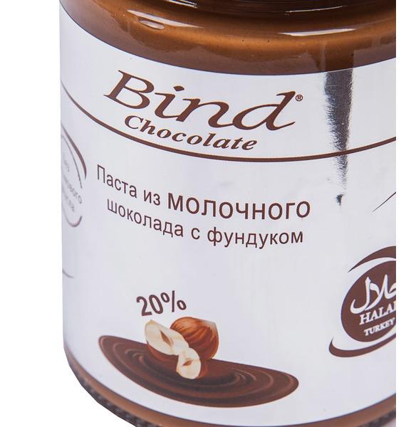 Паста из молочного шоколада с фундуком – фото № 3
