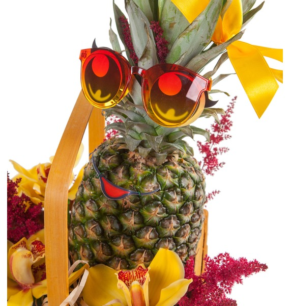Композиция Забавный фрукт – фото № 2
