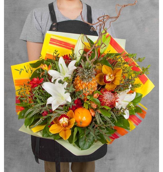 Bouquet Tropical taste – photo #1