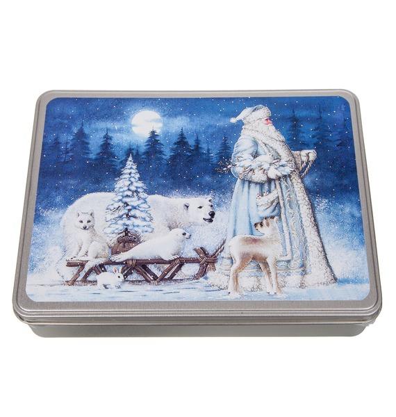 Sorini Ассорти шоколадных конфет Белые звери merci набор конфет ассорти из шоколада с миндалем 250 г