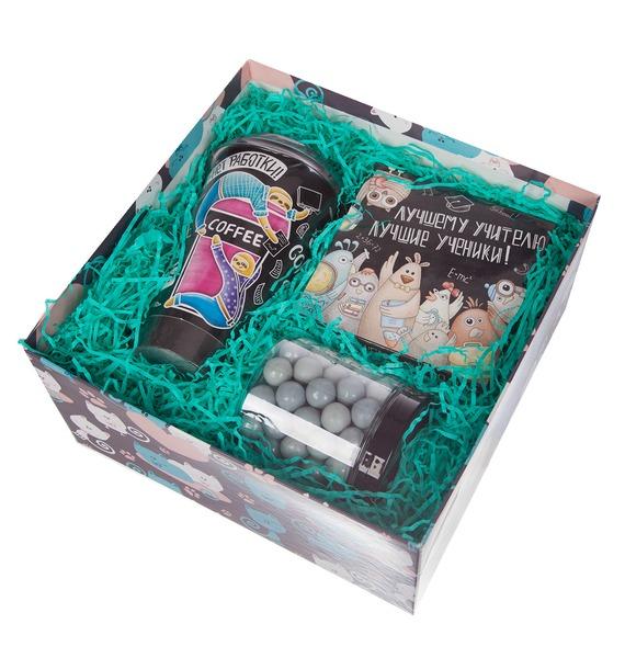 Подарочная коробка Креативному учителю! – фото № 5