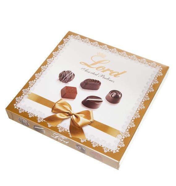 """цены на Шоколадные конфеты с начинкой """"Лорд""""  в интернет-магазинах"""
