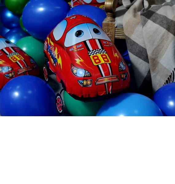 Оформление шарами Для принца! – фото № 4