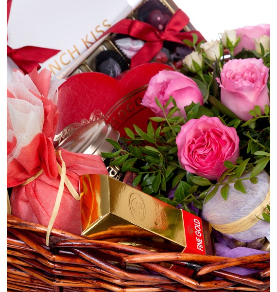 Подарочная корзина Лучший подарок – фото № 2