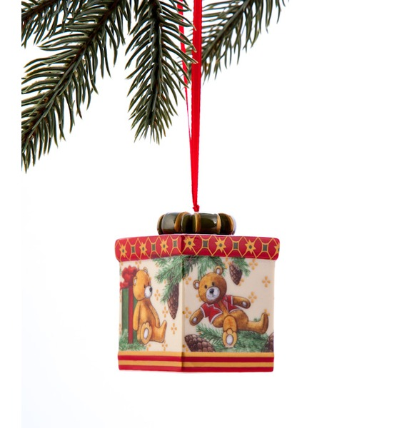 Елочное украшение Подарок Villeroy&Boch (Франция) – фото № 1