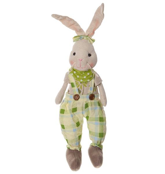 """Мягкая игрушка """"Зайка"""" (35 см) sima land мягкая игрушка зайка гаврош 30 см"""