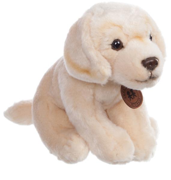 Мягкая игрушка Собака Лабрадор малышарики мягкая игрушка собака бассет хаунд 23 см