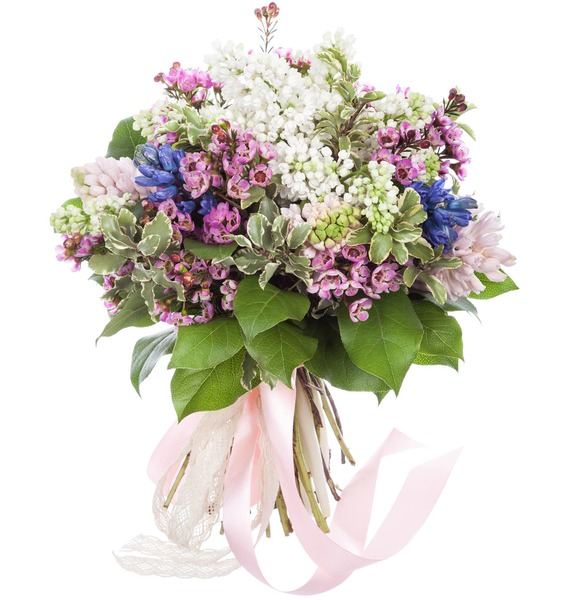 Букет Аромат весны букет подарок весны