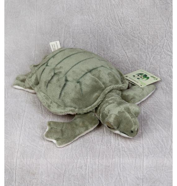 Мягкая игрушка Черепаха WWF (23см) игрушка мягкая maxi play собачка кнопка коричневая 23см mt ts0413011 23