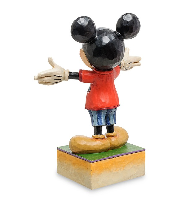 Figurine Mickey Mouse. Youre the best! (Disney) – photo #2