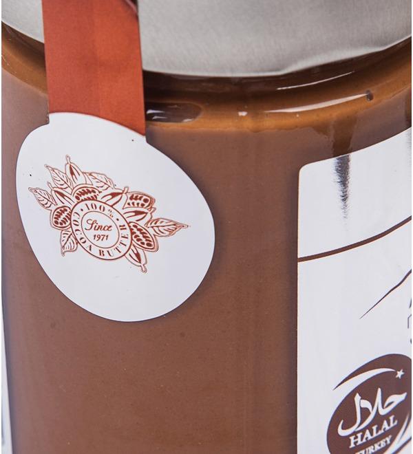 Паста из молочного шоколада с фундуком – фото № 2