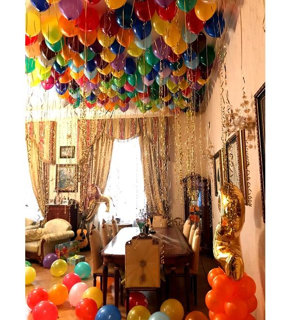 Оформление шарами Праздник! – фото № 1