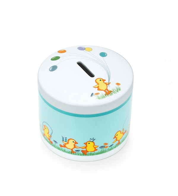 Porcelain Money Box CHICKS Tiffany & Co – photo #1