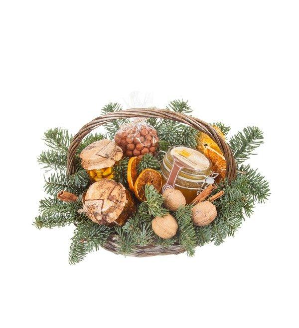 Подарочная корзина Медовые орешки – фото № 5