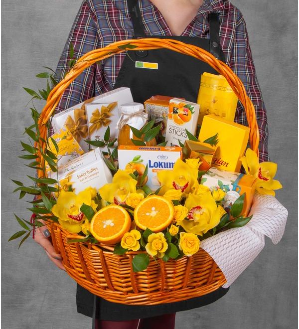 Gift basket Gold – photo #1