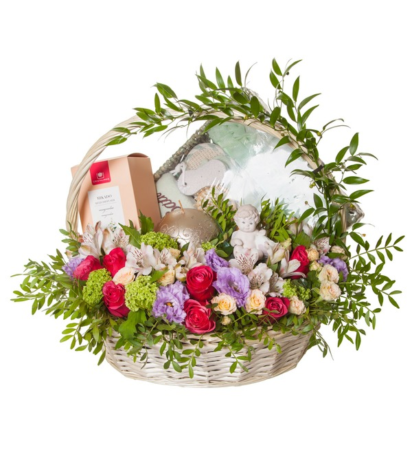 Gift Basket Tender Dreams – photo #5