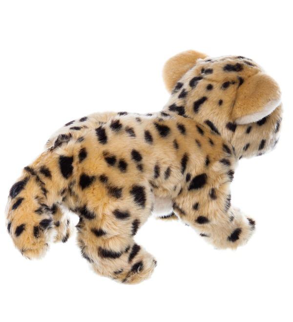 Мягкая игрушка Леопард WWF (25 см) – фото № 3