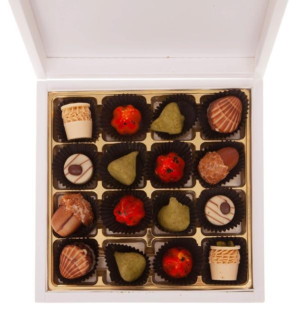 Конфеты ручной работы из бельгийского шоколада Экло – фото № 3