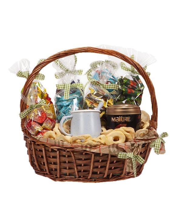 Подарочная корзина Любимые конфеты – фото № 4