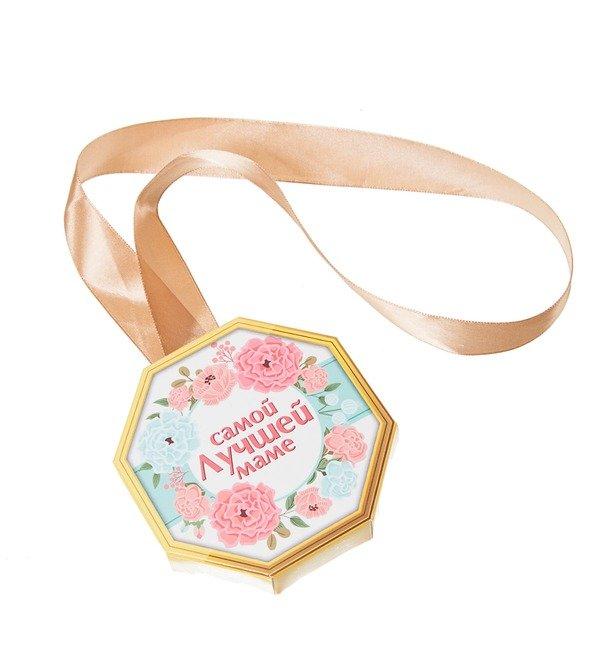 Шоколадная медаль Самой лучшей маме – фото № 1