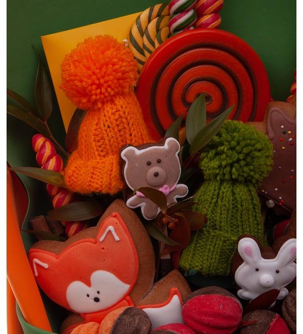 Продуктовый букет Осенний лес – фото № 3