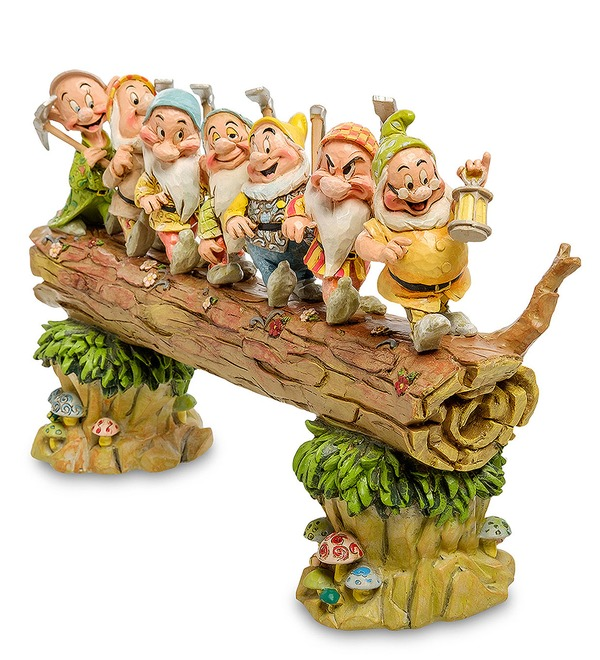 Figurine The Seven Dwarfs: Returning Home (Disney) – photo #1