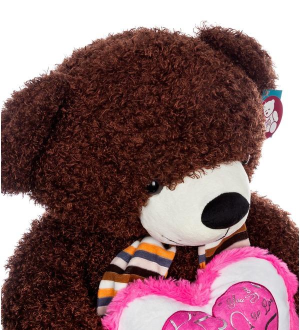 Мягкая игрушка Медведь Тимоша (60 см) – фото № 2