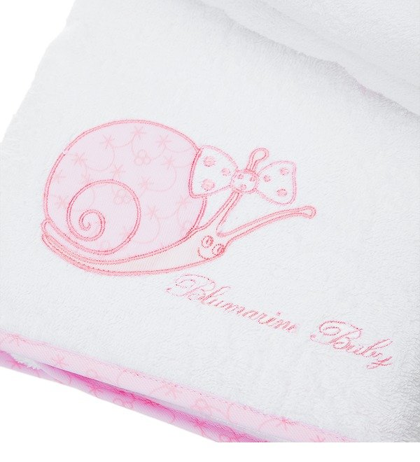 Set of 2 towels Magic snail Blumarine – photo #2