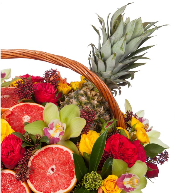 Composition Fruit platter – photo #3