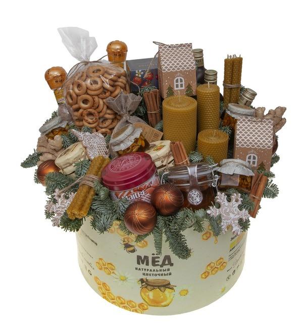 Подарочная коробка Медовый аромат – фото № 5