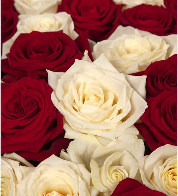 Bouquet-duet Largo (25,51,75 or 101) – photo #3