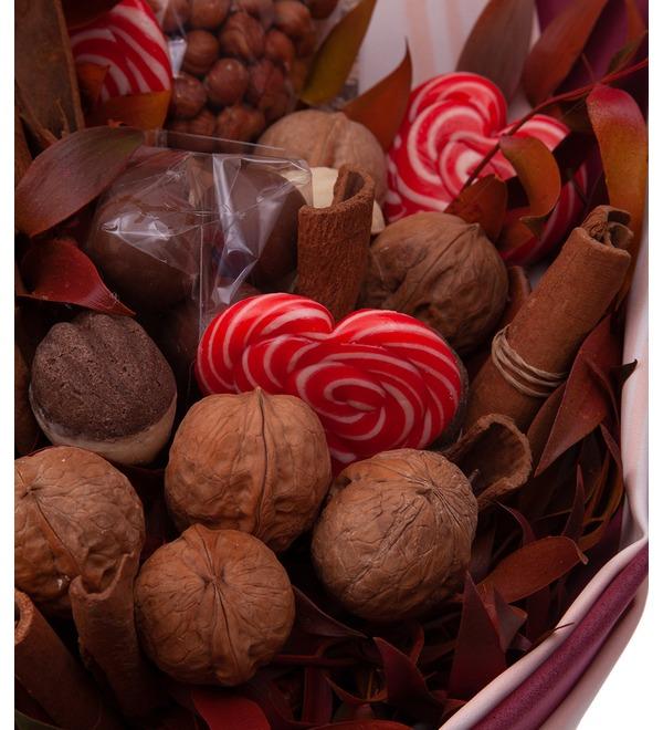 Продуктовый букет Осенний уют – фото № 3