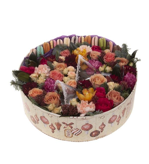 Подарочная коробка Романтика Нового Года – фото № 5