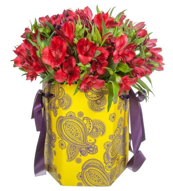 Букет в вазе Салют – фото № 4