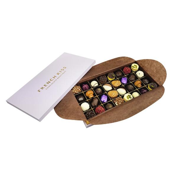 Конфеты ручной работы из бельгийского шоколада Монтиньи – фото № 1