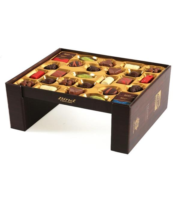 Набор шоколадных конфет Сокровище Премиум – фото № 1