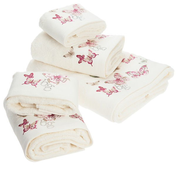 Set of 5 towels Blumarine The mood of the summer – photo #2