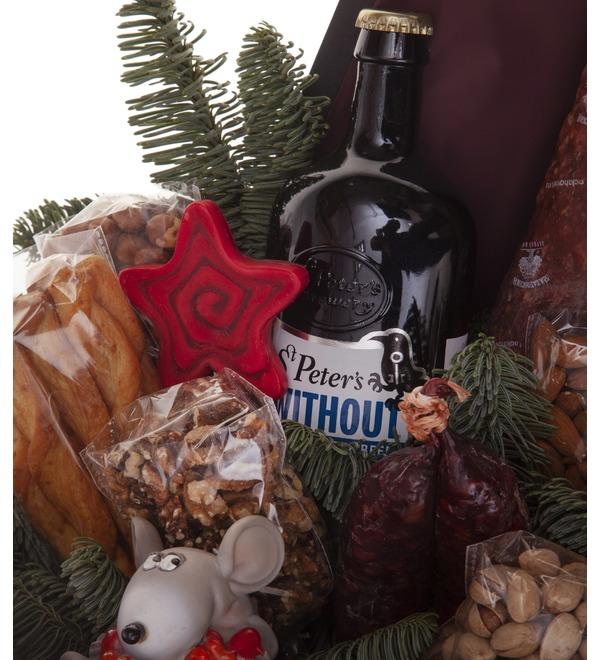 Продуктовый букет Мясной аромат – фото № 2